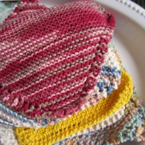 yarn, knitting, dishcloths 016